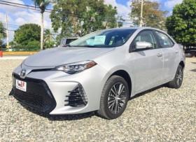 Toyota Corolla SE Limited 2017