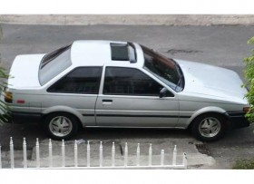 Toyota Corolla SR5 1987