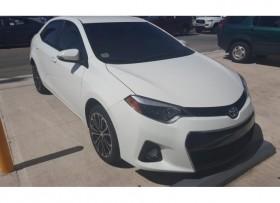 Toyota Corolla Sport 2015Nuevo