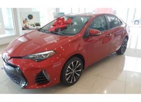 Toyota Corolla XSE 2017 Cero Pronto