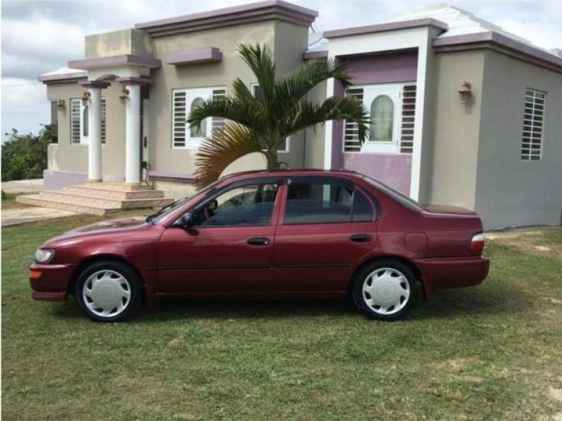 Toyota Corrolla 1995