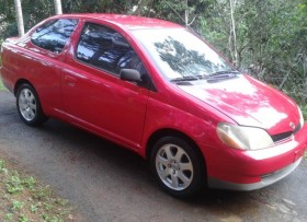 Toyota Echo 2001 aut full label 3800