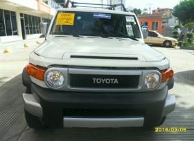 Toyota FJ Cruiser Trail Team 2012