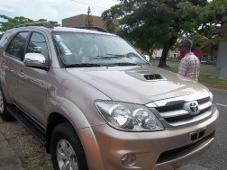 Toyota Fortuner Limited 2007