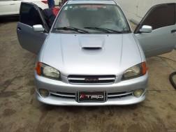 Toyota Glanza 2000 super carros en venta
