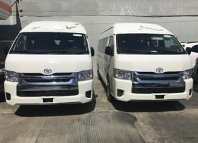 Toyota Hiace VIP GL 2017