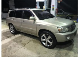 Toyota Highlander 2004 Limited Edition 6500