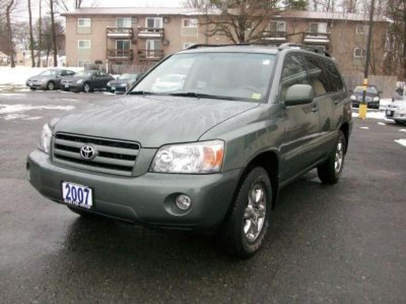 Toyota Highlander 2007