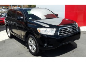 Toyota Highlander Limited 2009 Aut