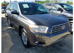 Toyota Highlander Limited 2009 ESPECTACULAR