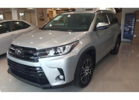 Toyota Highlander Sport 2017 0 Pronto