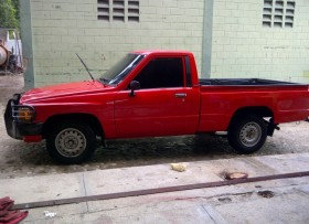 Toyota Hilux 1986