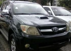 Toyota Hilux 2007 Diesel NITIDA SANA  EN SOLO 930