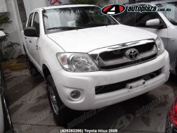 Toyota Hilux 2009 4p Doble Cabina
