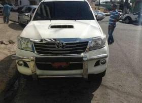 Toyota Hilux 2014 4WD