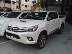 Toyota Hilux 2017 full nueva