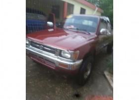 Toyota Hilux 90 alta 4x4
