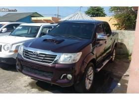 Toyota Hilux Kit 2015 Aros VIGO