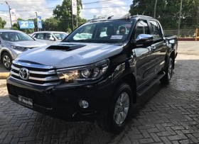 Toyota Hilux Limited 2018