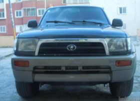 Toyota Hilux Surf 4runner 2000 super carro Diesel