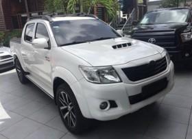 Toyota Hilux Vigo 2014