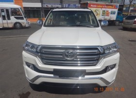 Toyota Land Cruiser 2018
