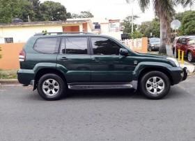Toyota Land Cruiser Prado 05 diesel 4x4 3 filas