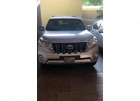 Toyota Land Cruiser Prado 17000 kms