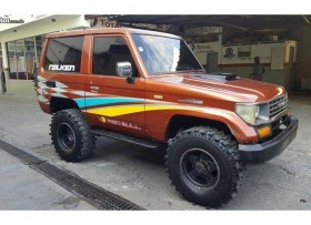 Toyota Land Cruiser Prado 2000