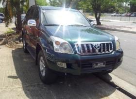 Toyota Land Cruiser Prado 2003 Como Nueva
