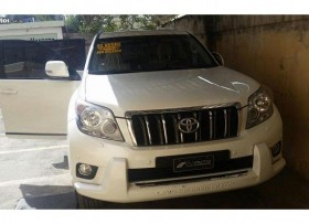 Toyota Land Cruiser Prado 2013