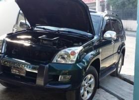 Toyota Land Cruiser Prado Como Nueva