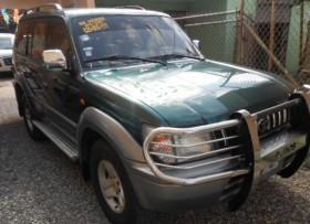 Toyota Land Cruiser Prado TX 2001