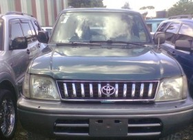 Toyota Land Cruiser Prado VX 1998