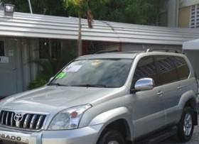 Toyota Land Cruiser Prado VX 2009