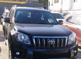 Toyota Land Cruiser Prado VX 2010