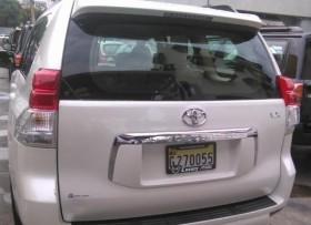 Toyota Land Cruiser Prado VX 2012