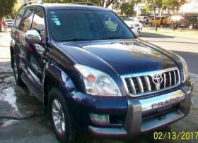 Toyota Land Cruiser Prado VX Azul