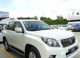 Toyota Land Cruiser Prado VXL 2013