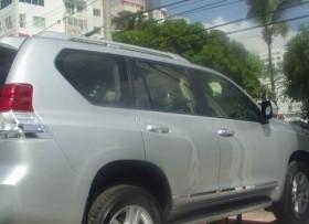 Toyota Land Cruiser Prado VXL 2014