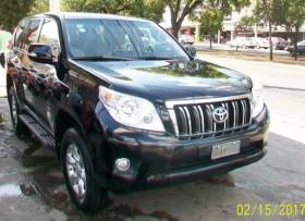 Toyota Land Cruiser TX Prado Negra