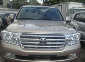 Toyota Land Cruiser VX 2008