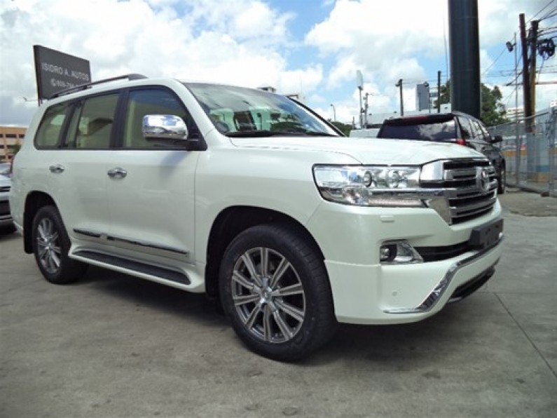 Toyota Land Cruiser VX 2018