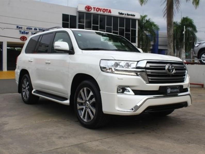 Toyota Land Cruiser VXR 2017 - Vegamovil