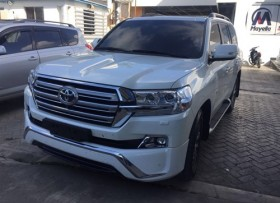 Toyota Land Cruiser VXR 2017