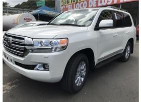 Toyota Landcruiser 2017 Blanco Perla
