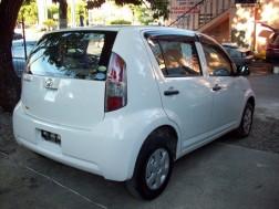 Toyota Passo 2005