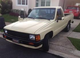 Toyota Pickup 22R 1986