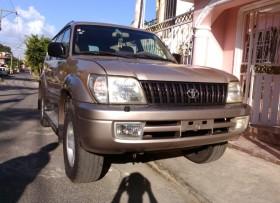Toyota Prado 2000 full