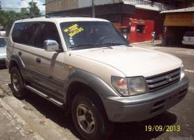 Toyota Prado 2001 super carro Diesel Como Nuevaa De Oportunidad